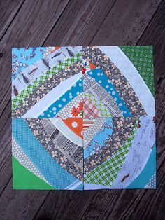 how-to quilt square