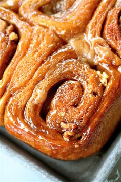 It's been awhile since I have posted another one of my late grandmother's homemade recipes. Last time I posted her butter-topped white bread and hercinnamon rolls, so I figured this time I would share her sticky buns. I don't know how she did it. Raising six children, running a home, and still having enough …