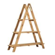 Heritage Drift 3 Tier Ladder Display avaialble from stock for immediate dispatch Ladder Display, Retail Supplies, Uk Retail, Fruit Displays, Shop Interiors, Industrial Style, The Unit, Ladders, Storage Solutions