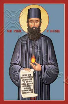 Ephraim of Nea Makri has helped many addicts and young people . may Our Lord Jesus Christ, Panagia and St. Ephraim the Great Martyr help all those suffering from addictions! Religious Images, Religious Icons, Religious Art, Jude The Apostle, Feast Of The Annunciation, Anthony The Great, John Chrysostom, Byzantine Icons, Orthodox Icons
