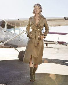 Rihanna Transforma uma Pista de Aviaço numa Passarela para Harpers Bazaar Março 2017  Fragmentos de Moda