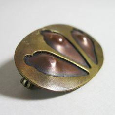 Antique Arts and Crafts Movement Brooch from WickedDarling