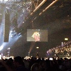 Beyoncé Performing Flawless At LG Arena Birmingham 24.2.2014