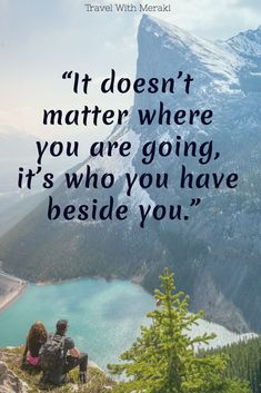 The best travel quotes. Travel with friends quotes & solo travel quotes to family vacation quotes. Family Vacation Quotes, Travel With Friends Quotes, Best Travel Quotes, Family Quotes, Couple Travel, Family Travel, Adventure Quotes, Adventure Travel, Thoughts
