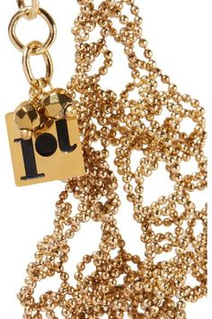 Rosantica   Penelope gold-tone choker   NET-A-PORTER.COM