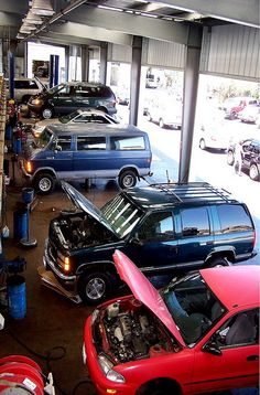 Check out our family owned auto repair shop in East Lansing, Michigan. You can also check out our professionally HD recorded auto repair videos: http://www.professionalfleet.com