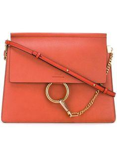 Chloé сумка на плечо Faye