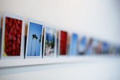 Make a DIY Photo Ledge — Dress Up Lonely, Blank Walls!