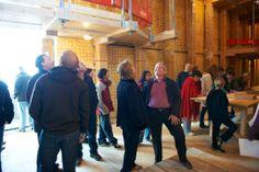 Journée portes-ouvertes #FondationJanMichalski #architecture #Montricher #Switzerland
