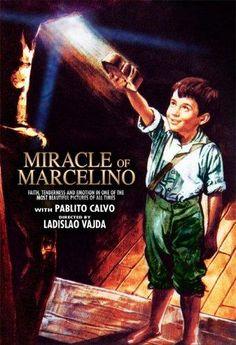 Marcelino Pan y Vino | Miracle of Marcelino  1955 Española