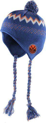 947f84ade33 New York Knicks Blue Kids (4-7) Tassel Pom Knit Hat by adidas.  11.99. New  York Knicks Blue Kids (4-7) Tassel Pom Knit Hat