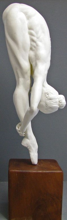 On Pointe by Art Of Elysee #Statues #artdeco