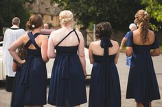 Wedding photography, bridesmaids, blue and green, #LordOfTheRingsWedding, #LordOfTheRingsTheme, #WoodsyWedding, #LordOfTheRIngs, #WeddingPhotography, United Kingdom, Wiltshire, Corsham, #Trouwfotografie  www.witfoto.nl  Wit Photography | Wiltshire Bruidsfotografie, Verenigd Koninkrijk: Jennie + Alastair - Wit Photography