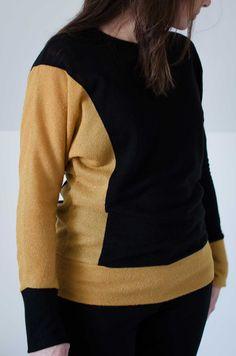 Compagnie M. Julia sweater sewing pattern