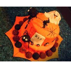 Réalisez un gâteau pour Halloween : Gali