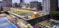 Blog AECweb - 4 usos para coberturas de prédios
