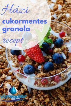 Granola, Acai Bowl, Cooking, Breakfast, Easy, Food, Acai Berry Bowl, Baking Center, Morning Coffee