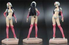 Creator's Labo #018 - Pla-Wrestler Sanshiro Sakurahime