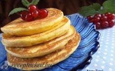 Apró palacsinta Jamie Olivertől recept fotóval My Recipes, Cake Recipes, Dessert Recipes, Hungarian Recipes, Sweet Cakes, Quick Meals, Pancakes, Deserts, Food And Drink