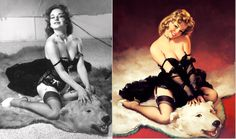 AS PIN-UPS DE GIL ELVGREN
