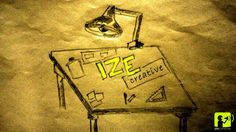 The IZE Creative Drawing Board