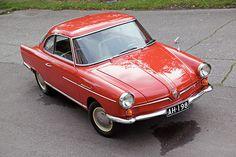 1960 NSU Sport Prinz Coupe