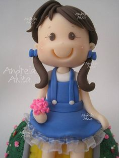 Dorothy - - O Mágico de Oz by Andreia Akita, via Flickr