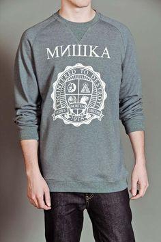 Mishka Drop Out Crewneck