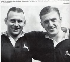 The McLook rugby collection - Best centre pairings - Personal collection of pictures with match descriptions. Vintage Comic Books, Vintage Comics, South African Rugby, International Rugby, Rugby Players, Centre, Faces, Sports, Collection
