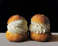 Luigi Benedicenti, Cream Puffs i want to be magic like this person...
