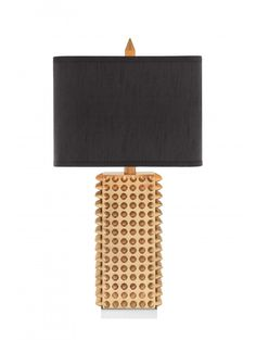 Gold Spire Table Lamp