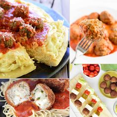 Attractive fashion news magazine : 15 Easy Meatball Recipes That Will Make Your Kids Go Ballistic Meatball Recipes, Meat Recipes, Cooking Recipes, Healthy Meals For Kids, Kids Meals, Healthy Snacks, Easy Meals, Kids