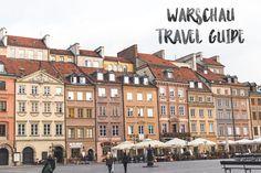 Kurztrip // 7 Dinge, die du in #Warschau gesehen haben musst