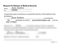 Medical Record Inaccuracies And Doctors Personal Agendas