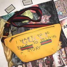 8fc08c3ea7dd17 Gucci Coco Capitan Logo Belt Bag Yellow 493865 Louis Vuitton Hat, Louis  Vuitton Sunglasses,