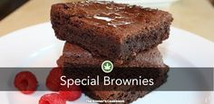 Special Brownies from the The Stoner's Cookbook (http://www.thestonerscookbook.com/recipe/special-brownies)