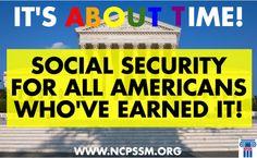 SCOTUS marriage ruling ends discrimination regarding Social Security benefits