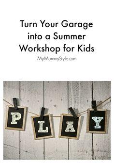 Summer Workshop for Kids mymommystyle.com