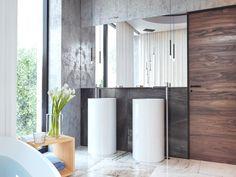 Toilet Design, Divider, Bathroom, Gallery, House, Furniture, Laundry, Decor Ideas, Home Decor