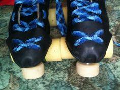 DIY Roller Derby: Skate Toe Covers/Caps Pattern & Tutorial