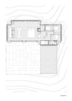 House in Castelo Melhor,Floor Plan