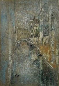 march11,13,whistler,little canal, venice, pastel on brown paper_edited-1