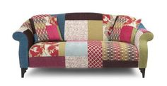 Shout Maxi Sofa Shout Patchwork | DFS I love this but am willing to bet Lee won't.