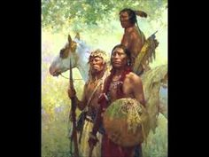 Cherokee Morning Song: in memory of the massacre of the American Indians - YouTube