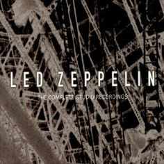 """LED ZEPPELIN • 1997 """"The Complete Studio Recordings"""" Album ... A great piece of """"Hard Rock"""" history added to my collection!"""