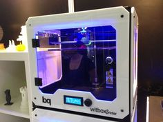 The WitBox 3D Printer - Fabbaloo -.Join the 3D Printing Conversation: http://www.fuelyourproductdesign.com/