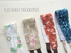 Two-Sided Headband {gift it}