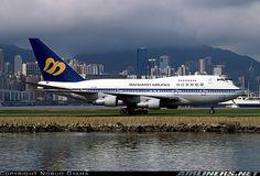 Mandarin Airlines Boeing 747SP