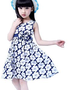 New Girls Beautees Floral lace purple /& blue summer dress lined skirt