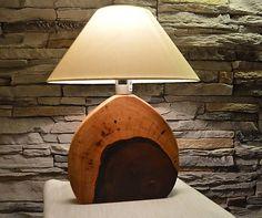 Wood / Lampa Walnut